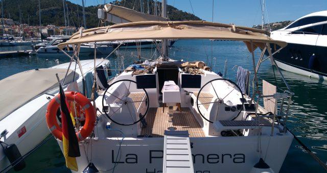 Cruising Mallorca