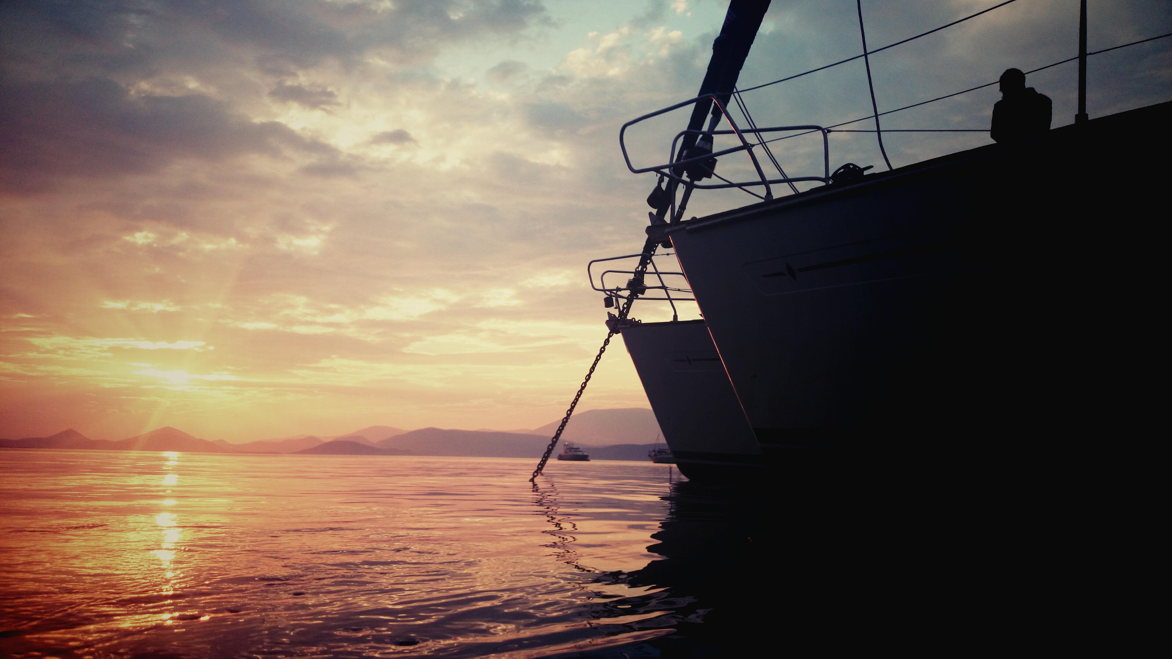 Greece – Skippertraining