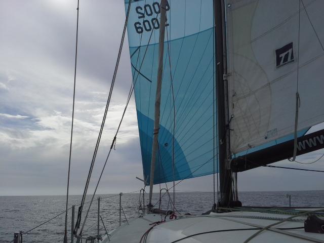 Sailing Malta