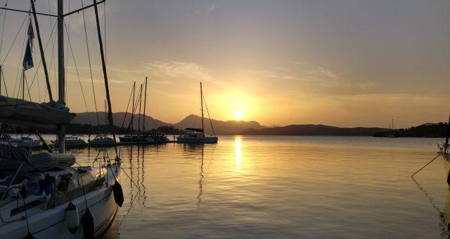 Skippertraining in Greece